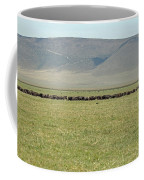 Buffalo Herd Coffee Mug