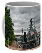 Buffalo Naval And Military Park Coffee Mug