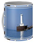 Buffalo New York Outer Breakwater Lighthouse Coffee Mug