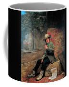 Buffalo Newsboy Coffee Mug