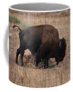 Buffalo Of Antelope Island Iv Coffee Mug