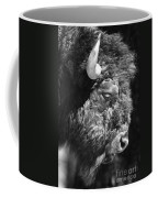 Buffalo Portrait Coffee Mug