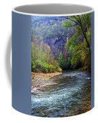 Buffalo River Downstream Coffee Mug