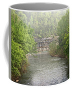 Buffalo River Mist Horizontal Coffee Mug