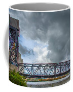 Buffalo's Ohio Street Bridge Coffee Mug