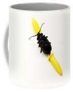 Bug On The Cob Coffee Mug by Amy Cicconi