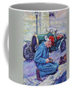 Bugatti-angouleme France Coffee Mug by Derrick Higgins