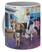 Buggy On Bourbon Street Coffee Mug