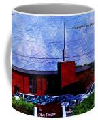 Building As A Painting Coffee Mug