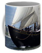 Building Speed Coffee Mug