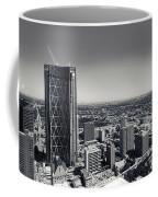 Building The Bow Coffee Mug