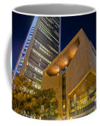 Buildings And Architecture Around Mint Museum In Charlotte North Coffee Mug