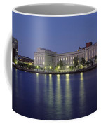 Buildings At The Waterfront, Cape Fear Coffee Mug