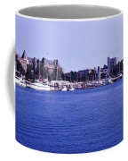 Buildings At The Waterfront, Inner Coffee Mug