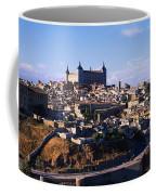Buildings In A City, Toledo, Toledo Coffee Mug