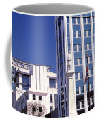 Buildings Viewed From Confederate Coffee Mug