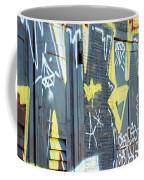 Bulgarian Graffiti Coffee Mug