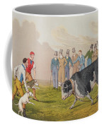 Bull Baiting Coffee Mug