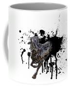 Bull Breakout Coffee Mug