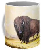 Bull Buffalo Coffee Mug