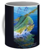 Bull Reflection Off0032 Coffee Mug