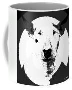 Bull Terrier Graphic 6 Coffee Mug
