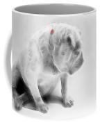 Bulldog 3 -  Featured In Comfortable Art Group Coffee Mug
