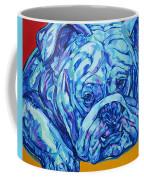 Bulldog Blues Coffee Mug