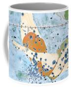 Bullet Ridden Tin Sign Chicos Hot Springs Coffee Mug