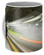 Bullet Train Coffee Mug