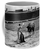 Bullfighter And The Lady Homage 1951 Bullfight Nogales Sonora Mexico Coffee Mug