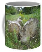 Bump On A Log Coffee Mug