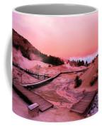 Bumpass Hell Sunset Coffee Mug