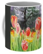 Bunch Of Tulips IIi Coffee Mug