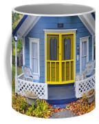 Bungalow At Marthas Vineyard Coffee Mug