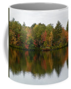 Bunganut Lake Foliage 4 Coffee Mug