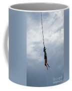Bungee Jumper Soaked Coffee Mug