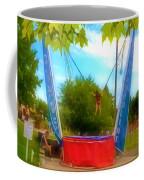 Bungee Trampoline Coffee Mug