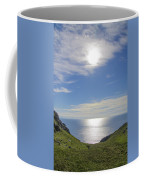 Bunglass Donegal Ireland - Seascape Coffee Mug