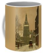 Bunhill Row Coffee Mug