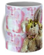 Bunny Rose Coffee Mug