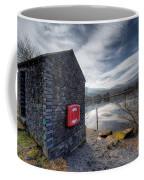 Buoy At Lake Coffee Mug