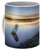 Buoy On The Bank Coffee Mug