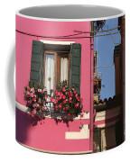 Burano Homes Coffee Mug