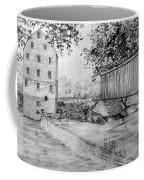 Burfordsville Bridge And Bollinger Mill Coffee Mug