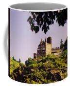 Burg Katze Castle On The Rhine Coffee Mug