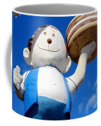 Burgerman Of Coney Island Coffee Mug