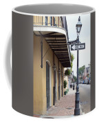 Burgundy And St. Louis Coffee Mug