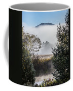 Burke Above The Fog Coffee Mug
