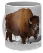 Burly Bison Coffee Mug